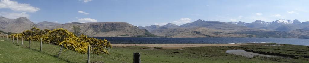 panorama Dail east